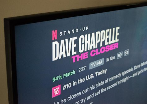 Dave Chappelles The Closer is available on Netflix and currently ranks #10 in the U.S.