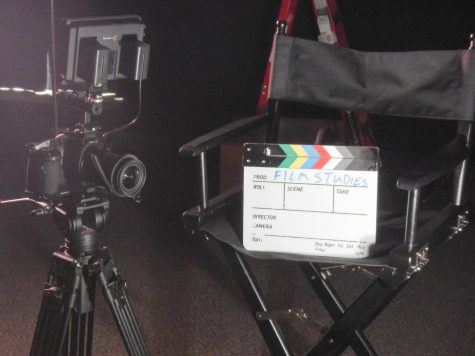 The film club will offer many opportunities to film majors and non-film majors alike.