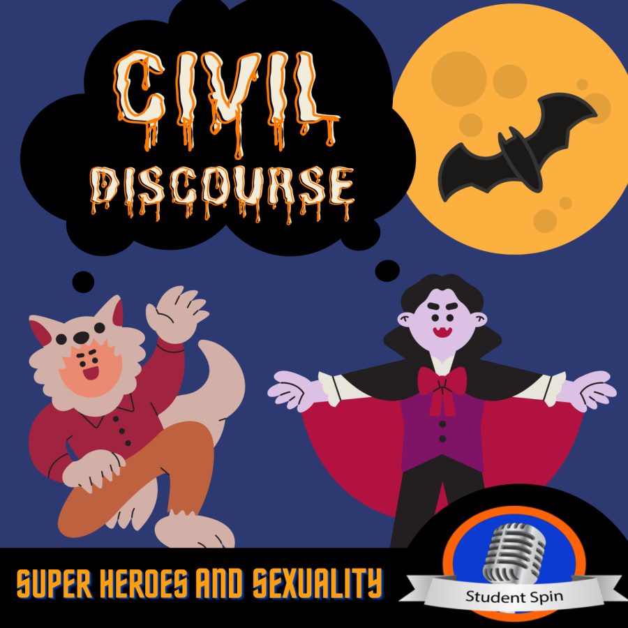 Civil Discourse: Super Heroes and Sexuality